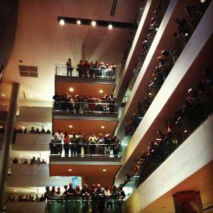 OKC Civic Center lobby